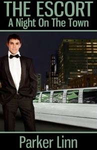A Night on the Town (The Escort, #4)  by  Parker Linn
