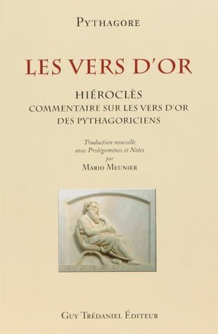 Apotheoses Et Imprecations (Ed.1808) Pythagore