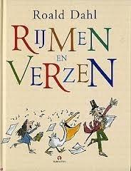 Rijmen en verzen  by  Roald Dahl