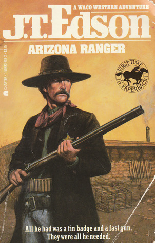 Arizona Ranger  by  J.T. Edson