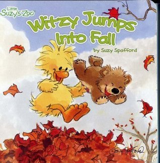 Witzy Jumps Into Fall Board Book  by  Suzy Spafford