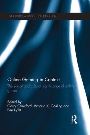 Gamers Garry Crawford