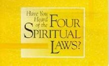 Have You Heard of the Four Spiritual Laws Bill Bright