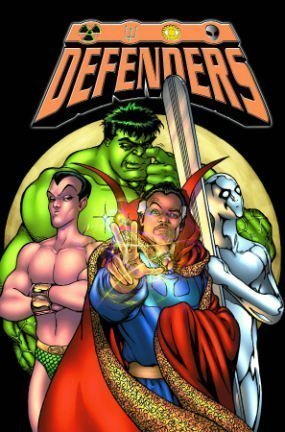 Defenders: Indefensible  by  Keith Giffen