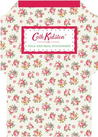 Cath Kidston Fold and Mail Stationery Cath Kidston