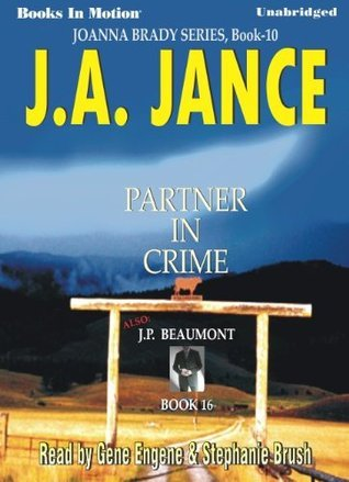 Partner in Crime (Joanna Brady Mysteries, Book 10)  by  J.A. Jance