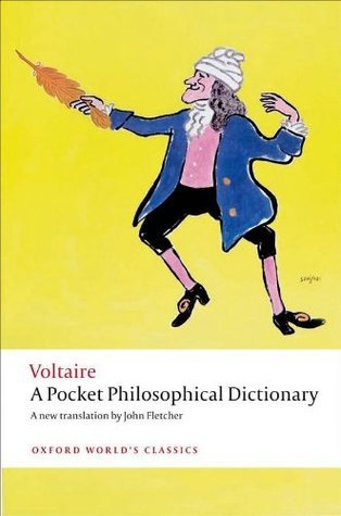 A Pocket Philosophical Dictionary Voltaire