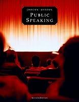 Osborn, Public Speaking, Looseleaf, with Upgrade CD, 6th Edition Plus Osborn, Preperation Workbook 5th Edition/6th Edition, Plus Andrews, Toolbox: Digital Video Workshop, 1st Edition Michael Osborn