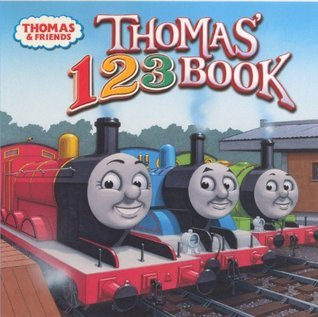 Thomas 123 Book  by  Wilbert Awdry