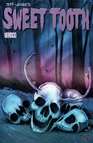 Sweet Tooth #16  by  Jeff Lemire