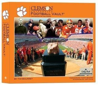 Clemson University Football Vault  by  Tim Bourret