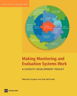 Making Monitoring and Evaluation Systems Work: A Capacity Development Tool Kit (World Bank Training Series) Marelize Görgens