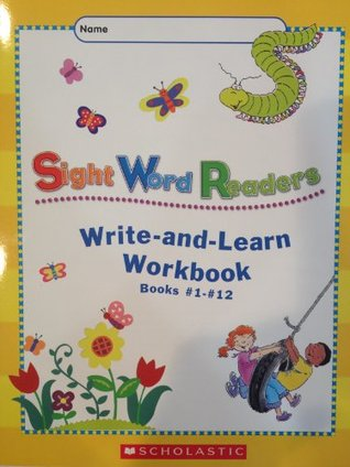 Sight Word Readers Write-and-Learn Workbook Books #1-#12 Linda Ward Beech
