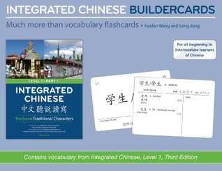 Chinese Buildercards: The Lightning Path To Mastering Vocabulary - Simplified Character Edition Song Jiang