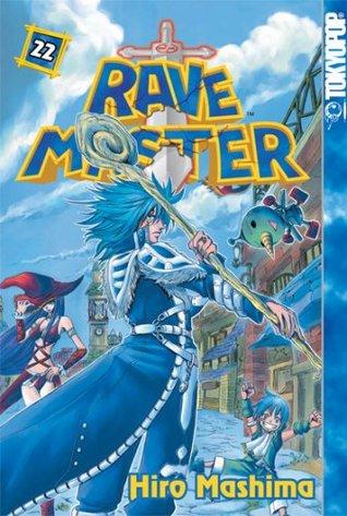 Rave Master, Vol. 22 Hiro Mashima