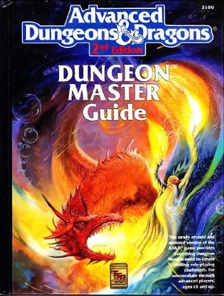 The Dungeon Master Guide, No. 2100, 2nd Edition David Zeb Cook