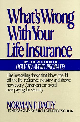 How to Avoid Probate!  by  Norman F. Dacey