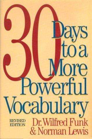 6 Weeks Word Power Wilfred Funk