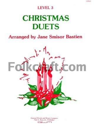 Christmas Duets, Level 3  by  Jane Smisor Bastien