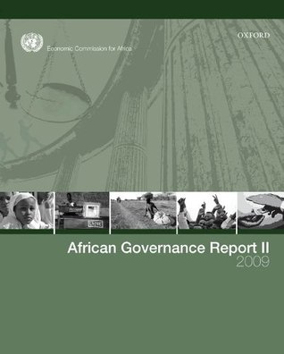 African Governance Report 2009  by  United Nations Economic Commission for Africa