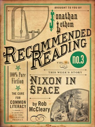 Nixon In Space Rob McCleary