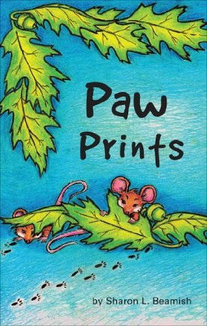 Paw Prints  by  Sharon L. Beamish