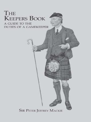 Keepers Book  by  MacKie
