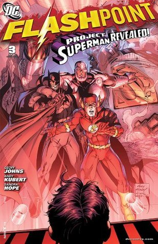 Flashpoint #3  by  Geoff Johns