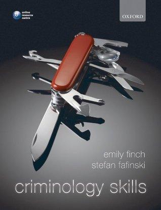 Criminology Skills Emily Finch
