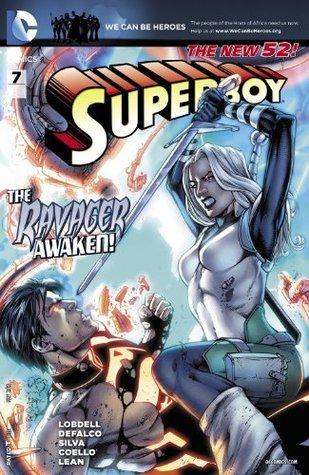 Superboy (2011- ) #7  by  Scott Lobdell