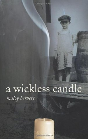 A Wickless Candle  by  Maloy Herbert