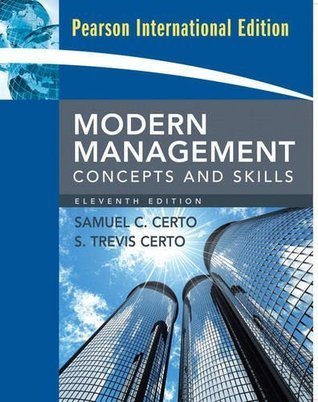 Modern Management: International Version AND MyManagementLab Access Card Samuel C. Certo