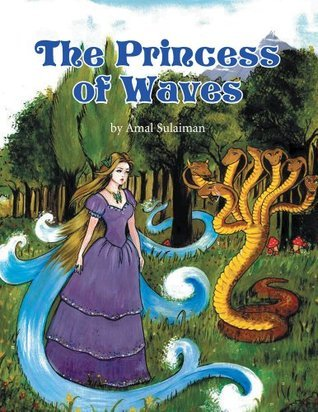 The Princess of Waves  by  Amal Sulaiman