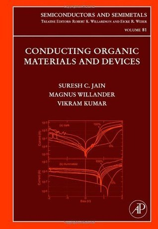 Conducting Organic Materials and Devices, Volume 81  by  Suresh C. Jain