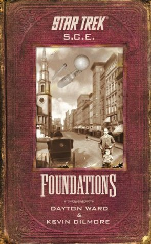SCE Foundations: STAR TREK SCE Kevin Dilmore