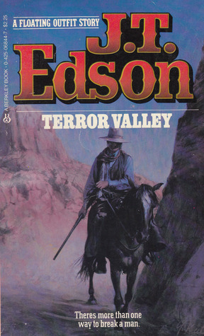 Terror Valley  by  J.T. Edson