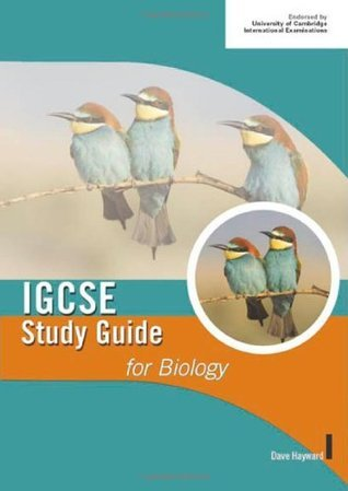 Igcse Study Guide for Biology  by  Dave Hayward