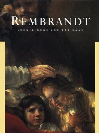 Masters of Art: Rembrandt  by  Ludwig Munz