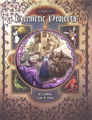 Hermetic Projects  by  Mark Lawford