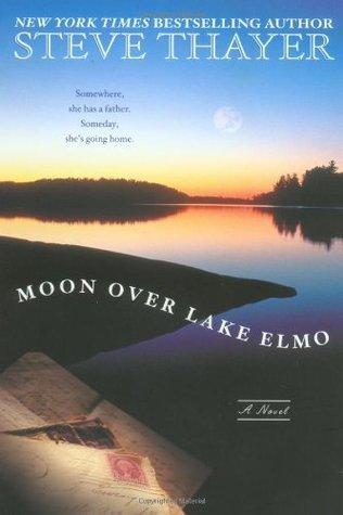 The Moon Over Lake Elmo Steve Thayer