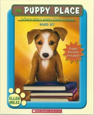 The Puppy Place Boxed Set, Books 1-5: Goldie, Snowball, Shadow, Rascal, and Buddy Ellen Miles