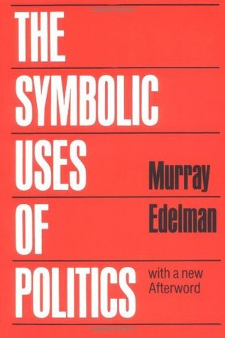 The Symbolic Uses of Politics  by  Murray Edelman