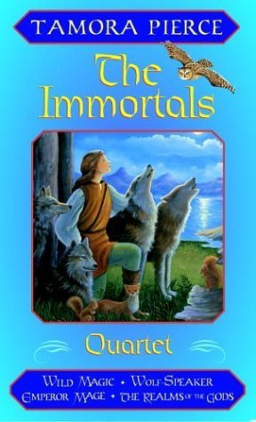 The Immortals Box Set Tamora Pierce