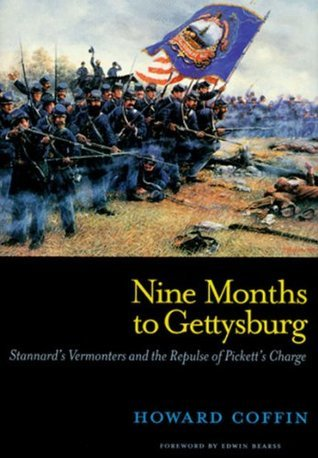 Nine Months to Gettysburg: Stannards Vermonters and the Repulse of Picketts Charge  by  Howard Coffin