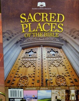 Sacred Places Of The Bible  by  SPC SPECIALS