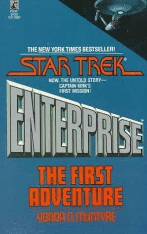 Enterprise: The First Adventure  by  Vonda N. McIntyre