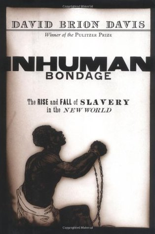From Homicide to Slavery: Studies in American Culture David Brion Davis