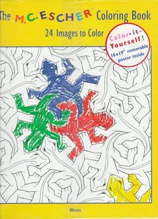 M.C. Escher: Coloring Book Abrams