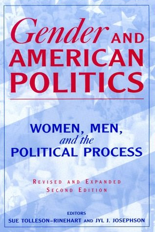 Gender Consciousness and Politics  by  Sue Tolleson-Rinehart