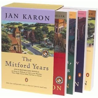 a report on jan karons at home in mitford Unfortunately, mitford, north carolina exists only in jan karon's books but mitford and its neighboring towns were inspired by real life locations.